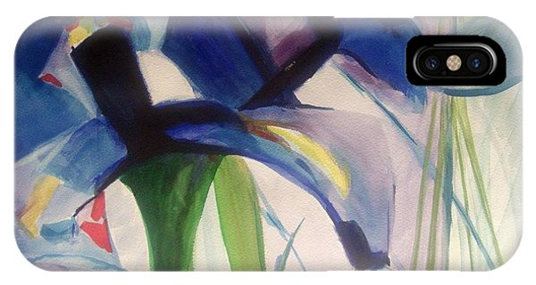 Iris  Power IPhone Case