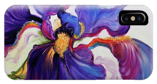 Iris Serenity IPhone Case