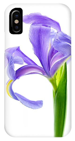 Iris Take A Bow IPhone Case