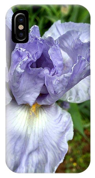 Iris Up Close IPhone Case