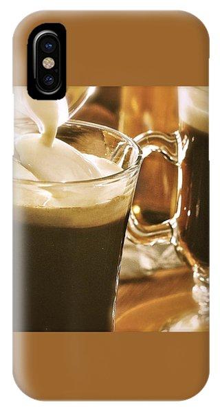 Irish Coffee IPhone Case