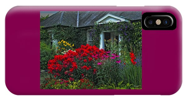 Irish Cottage IPhone Case