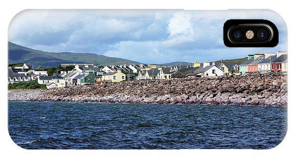 Irish Seaside Village, Co Kerry  IPhone Case