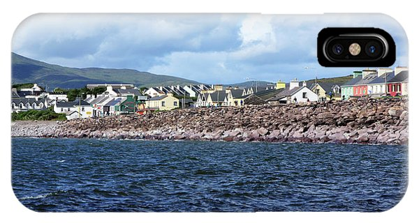 Irish Seaside Village - Co Kerry  IPhone Case