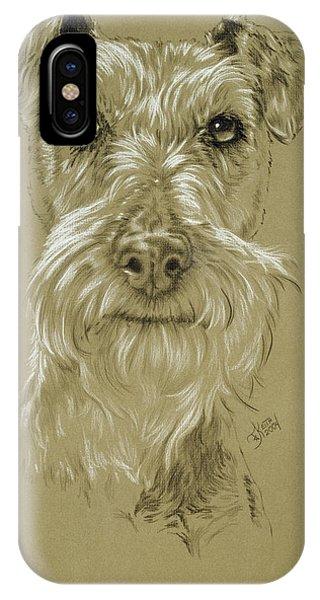 Irish Terrier IPhone Case