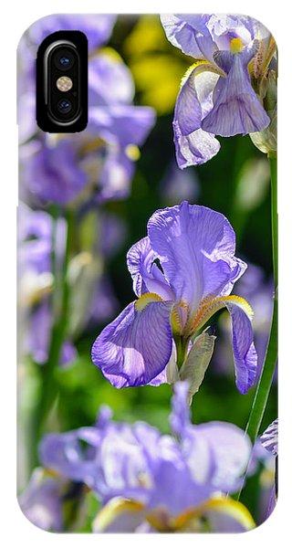 Irisses IPhone Case