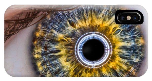 iRobot Eye v2.o IPhone Case