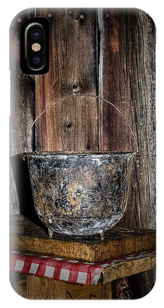 Iron Cauldron IPhone Case