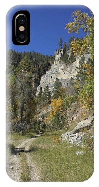 Iron Creek IPhone Case