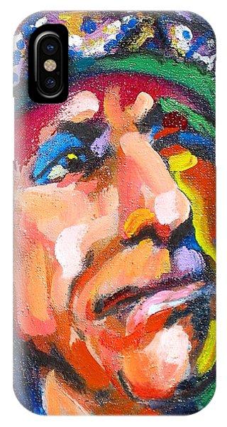 Iron Eyes Cody IPhone Case