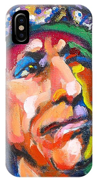 Iron Eyes Cody IPhone Case
