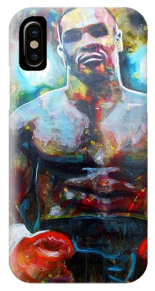 Iron Mike IPhone Case