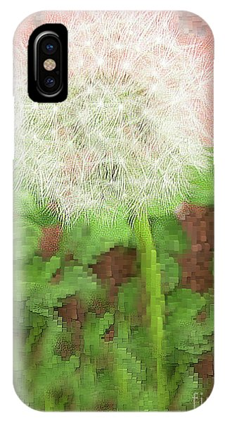 Is A Dandelion A Flower? IPhone Case