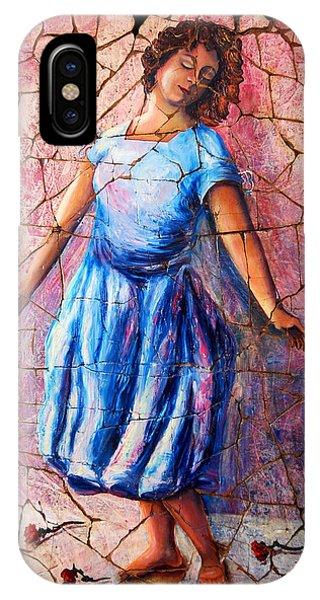 Isadora Duncan - 2 IPhone Case