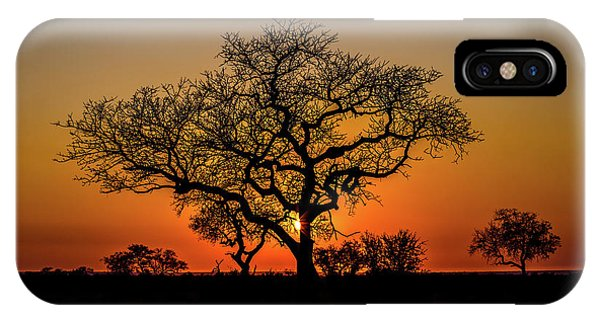 Isimangaliso Wetland Park IPhone Case
