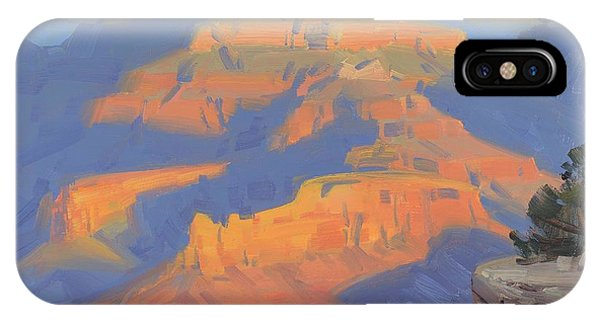 Canyon iPhone Case - Isis In The Morning by Cody DeLong