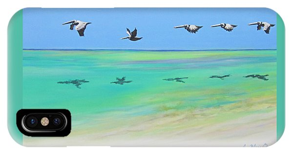 Islamorada Five IPhone Case