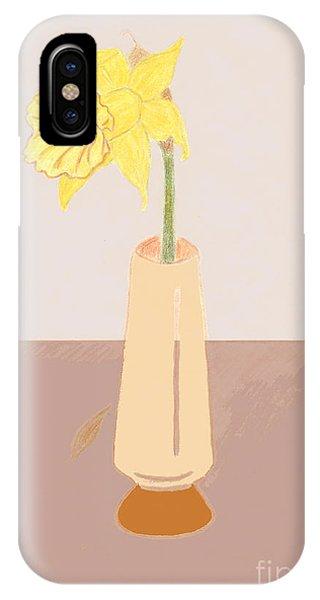 Island Daffodil IPhone Case