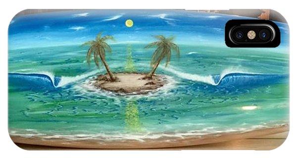 Island Dream  IPhone Case