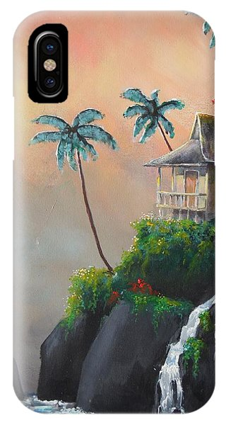 Island Getaway IPhone Case