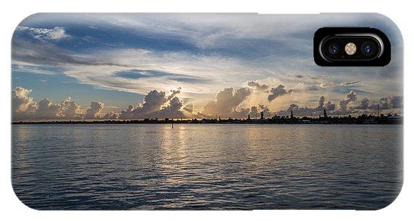 Island Horizon IPhone Case