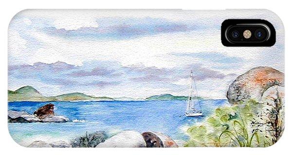 Island Memories IPhone Case