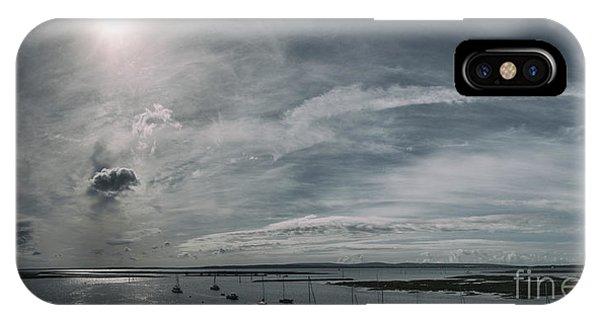 Island Panorama IPhone Case