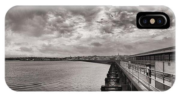 Island Panorama - Ryde IPhone Case