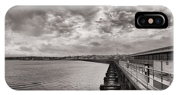 Island Panorama - Ryde IPhone Case