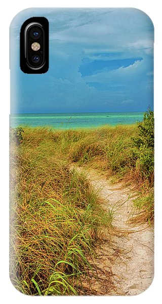Island Path IPhone Case