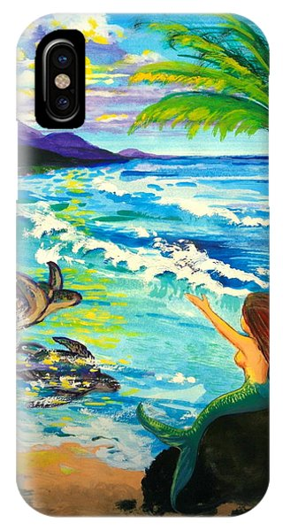 Island Sisters IPhone Case