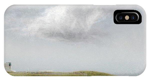 Island Sky IPhone Case