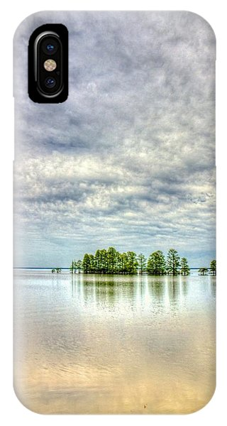 Island Storm IPhone Case