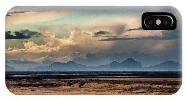 Islands In The Sky IPhone Case
