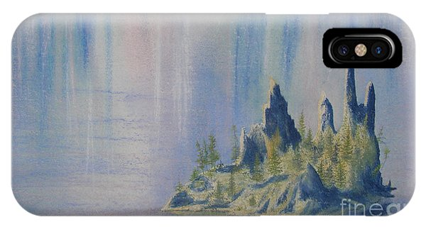 Isle Of Reflection IPhone Case
