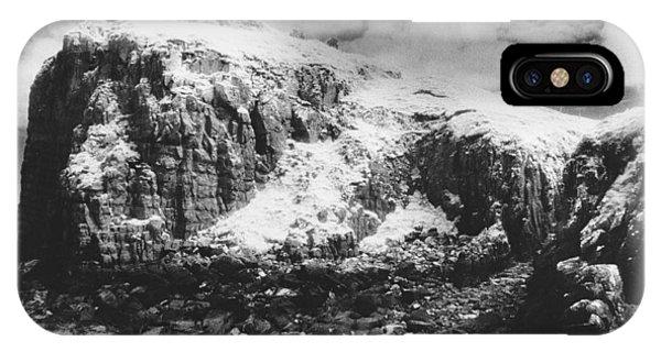 Dungeon iPhone Case - Isle Of Skye by Simon Marsden