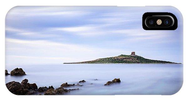 Isola Delle Femmine IPhone Case