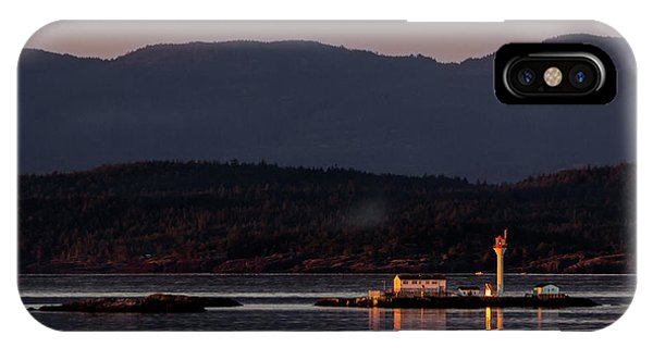 Isolated Lighthouse IPhone Case