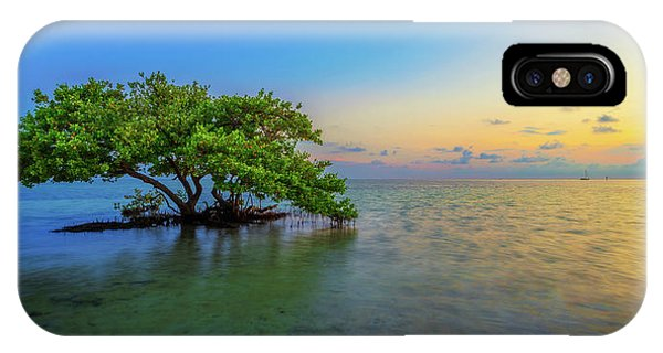 Florida iPhone Case - Isolation by Chad Dutson