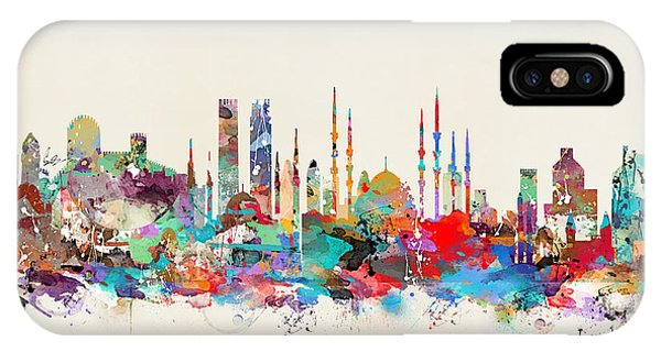 Turkey iPhone Case - Istanbul Turkey  by Bri Buckley