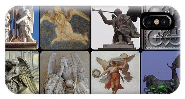 Italian Angels IPhone Case