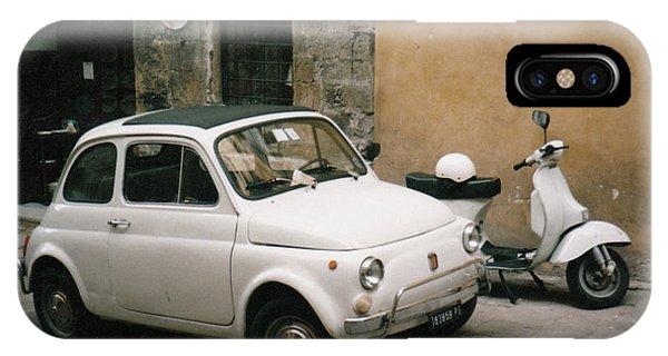 Italian Classic Commute  IPhone Case
