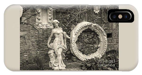 Italian Garden IPhone Case