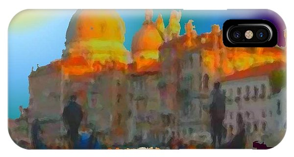 Italian Sunrise IPhone Case