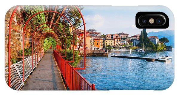 Italian Walk Of Love  IPhone Case