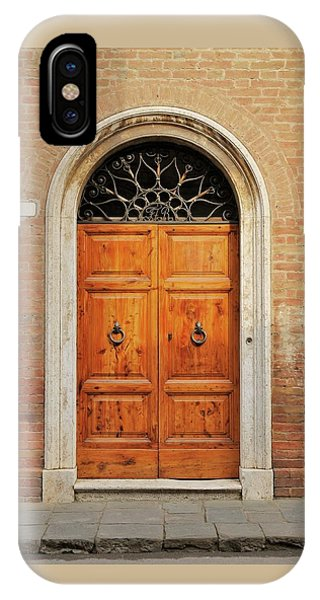 Italy - Door Fifteen IPhone Case