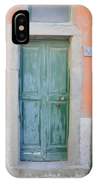 Italy - Door Five IPhone Case