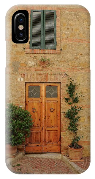 Italy - Door Nine IPhone Case