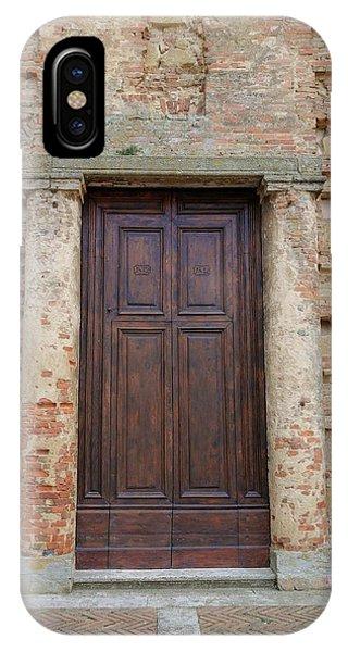 Italy - Door Nineteen IPhone Case