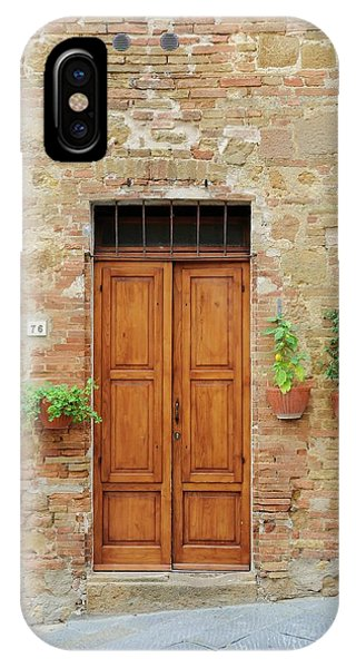 Italy - Door Six IPhone Case